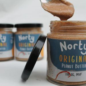 Healthy all natural peanut butter