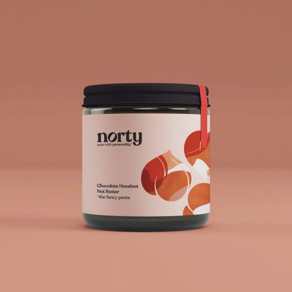 Norty Chocolate Hazelnut Nut Butter