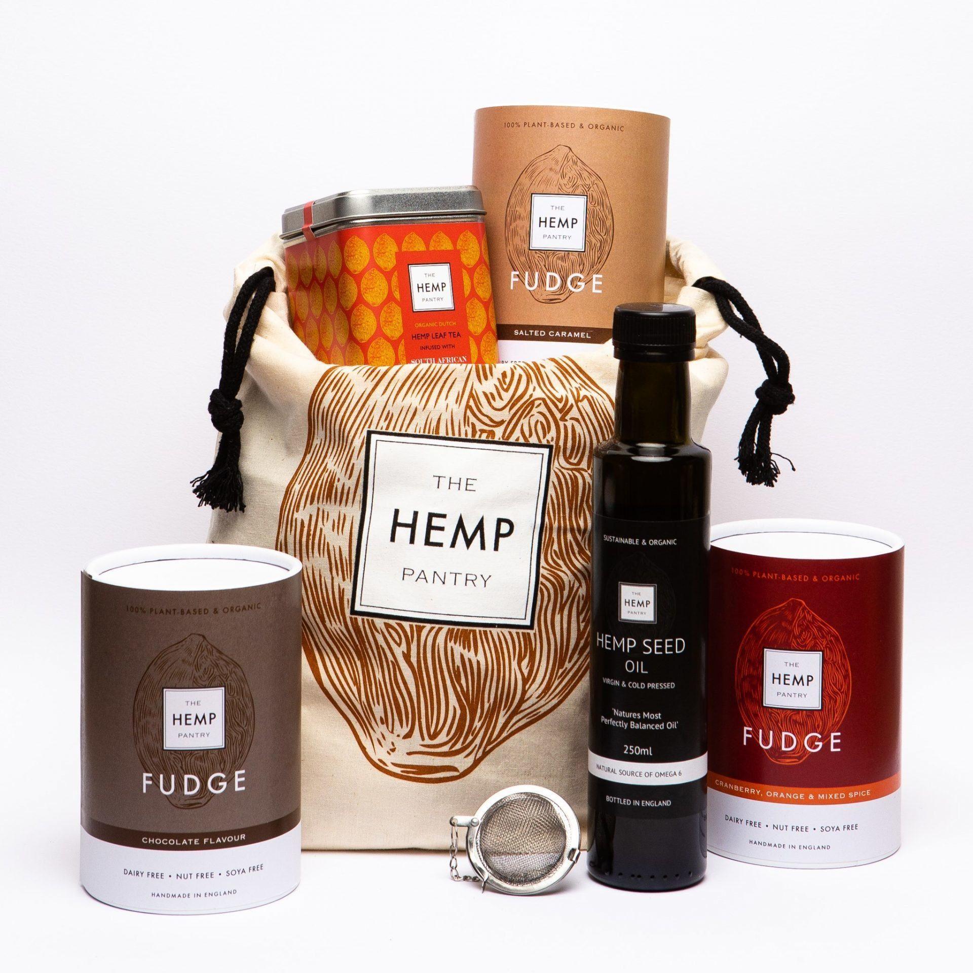 TheHempPantry-Hemp Pantry Gift Bag 2